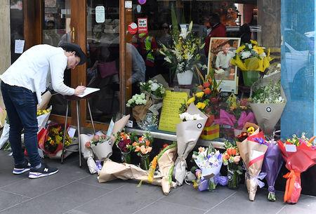 State funeral offer for iconic restaurateur killed in Bourke Street terror attack