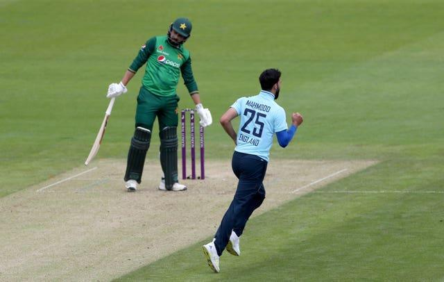 Saqib Mahmood is back for more after excelling in the ODIs against Pakistan.