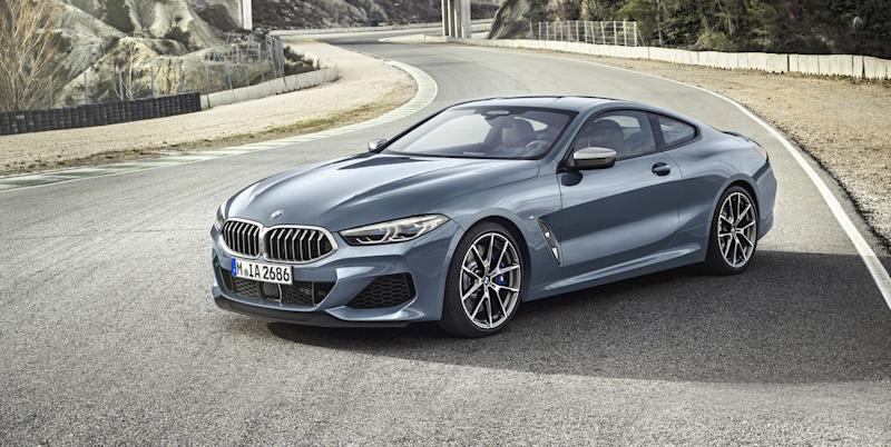 Bmw M850i Xdrive Finally Breaks Cover Here S What We Know