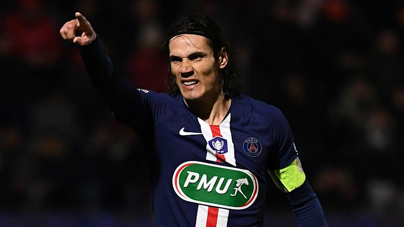 PSG boss Tuchel has no desire to see Cavani leave in January