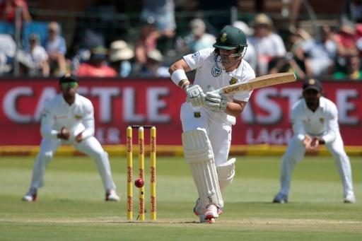 South Africa solid on first morning of Test against Sri Lanka