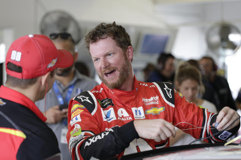 Dale Earnhardt Jr. will be Daytona 500 grand marshal