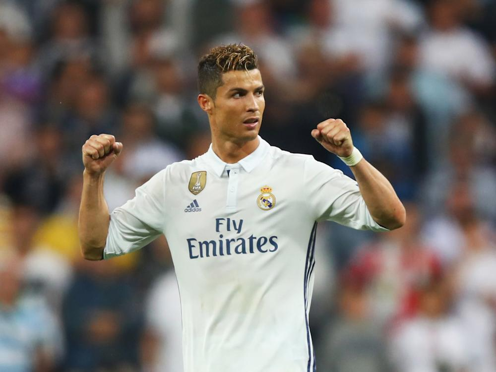 Ronaldo has now scored 13 goals in Champions League semi-finals: Getty