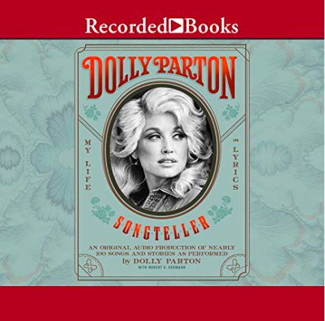 Dolly brings us the stories behind the songs. (Photo: Amazon)