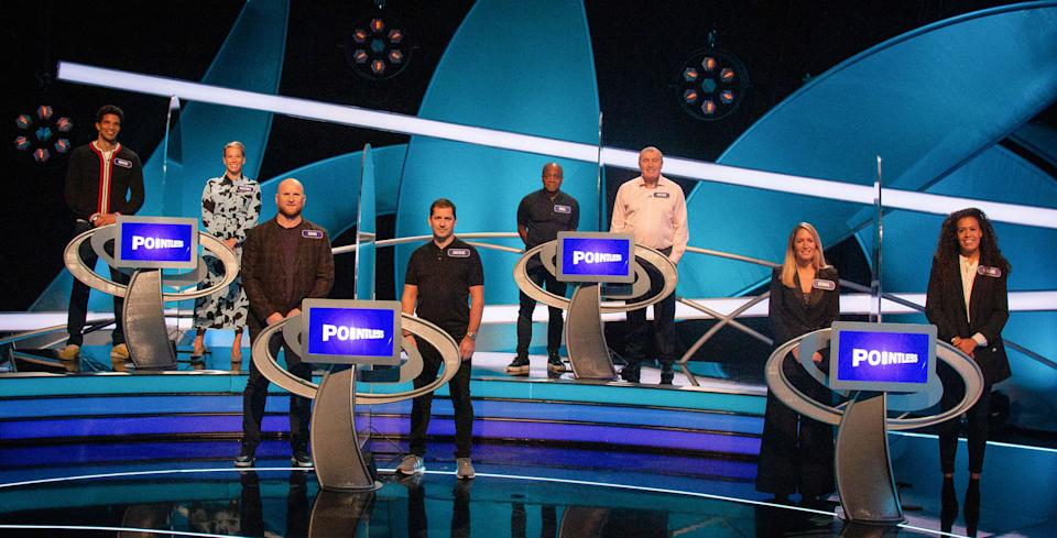 Stuart McDonald directed many episodes of BBC shows such as Pointless Celebrities (Endemol Shine UK Ltd t/a Remarkable Television Production)