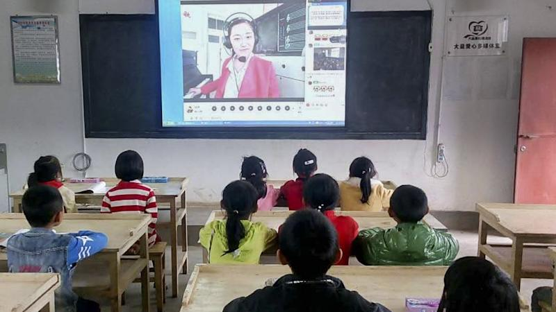 Could online classrooms be the answer to teacher shortage in rural China?