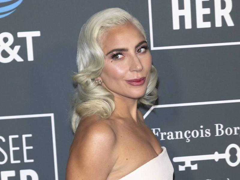 Lady Gaga: 'My grandmother helped me get back up after I was raped'