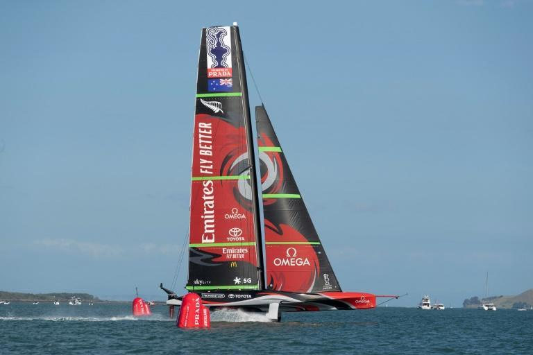 Team New Zealand have home advantage for the America's Cup