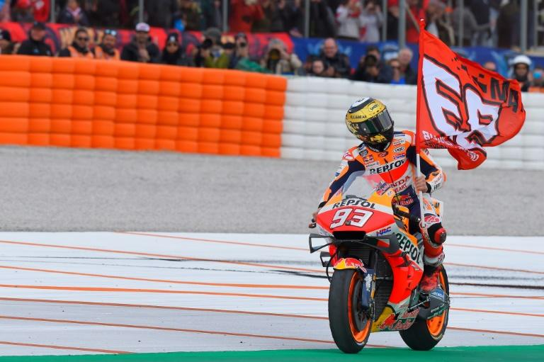 Pain barrier: Marc Marquez has undergone a second shoulder injury
