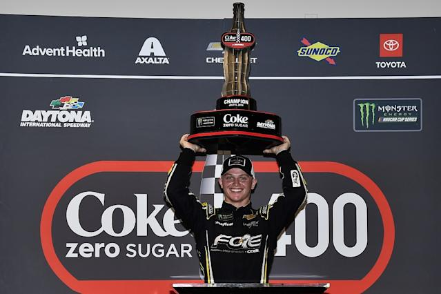 Haley doubts shock win was on without red flag