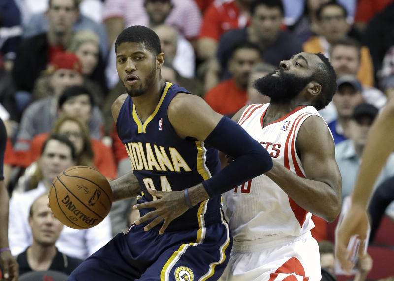 Rockets win 4th straight, 112-86 over Pacers