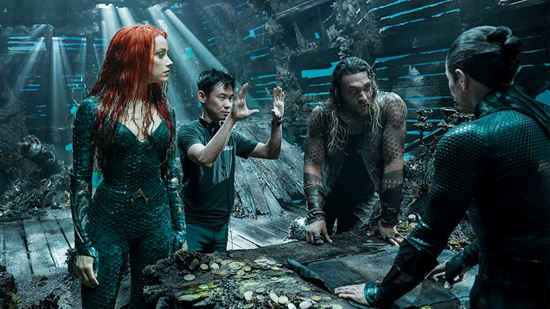 James Wan Producing Aquaman Animated Miniseries