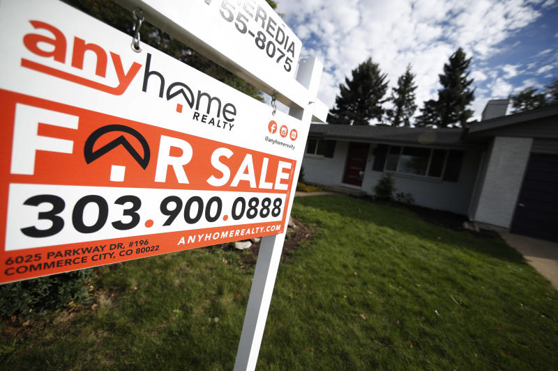 US average mortgage rates ease; 30-year at 4.83 percent