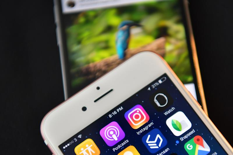 Instagram have said it hopes that removing the 'likes' count from posts will to