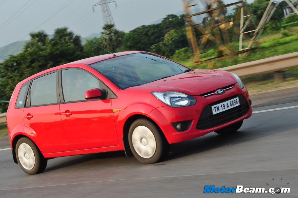 The Ford Figo saw a good increase in sales last month. The vehicle sold 6295 units.