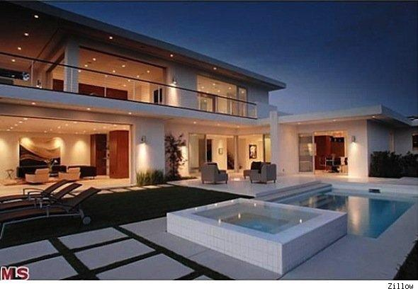 Matthew Perry home in Los Angeles