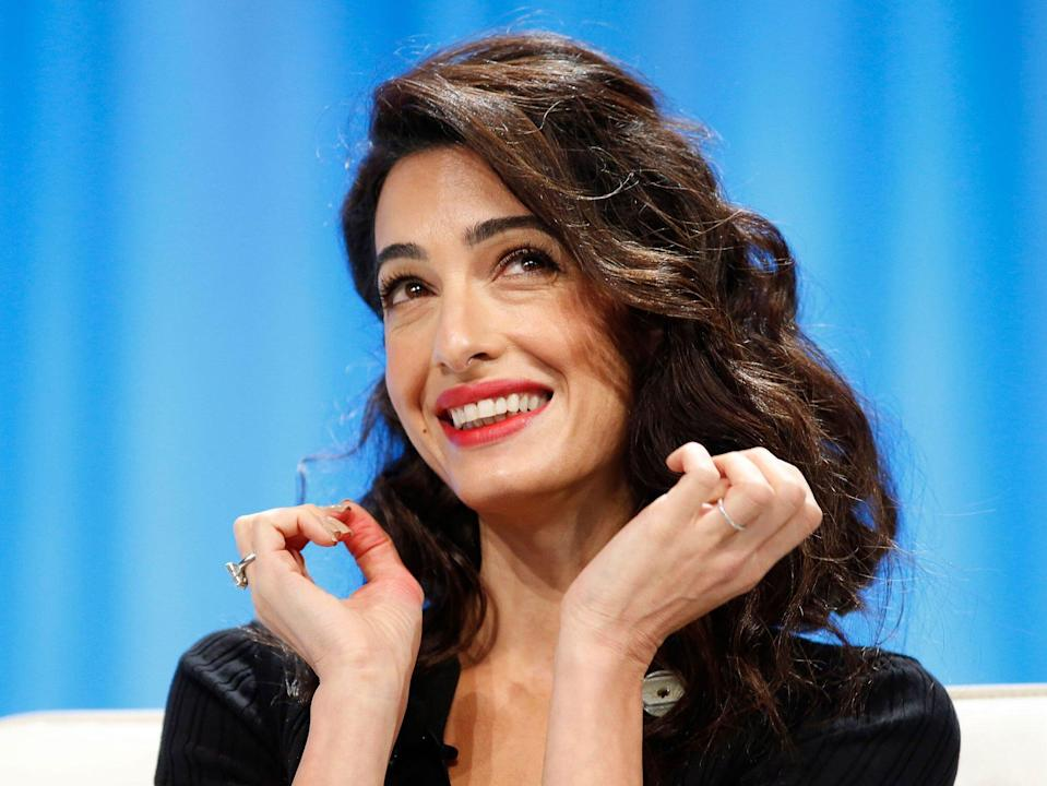 Amal Clooney's Curling Iron on Sale for Amazon Prime Day