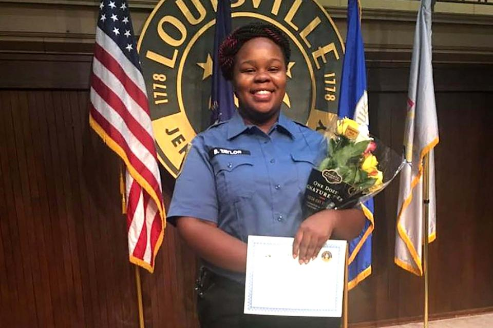 One of three police officers involved in the fatal shooting of Breonna Taylor will be fired: Courtesy of Family of Breonna Taylor