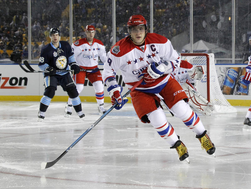 Caps hope winter weather comes with Winter Classic