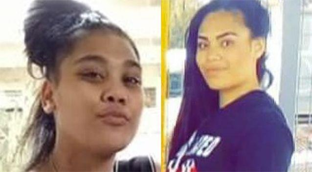 Rachael (left) and Meleane (right) have been missing since Thursday. Image: Victorian Police