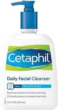 """<h2>Cetaphil Daily Facial Cleanser</h2><br><strong>Best Drugstore</strong><br><br>Cetaphil's signature cleanser is gentle enough for sensitive skin but thorough enough to whisk away excess dirt and oil. We love to see it.<br><br><strong>Cetaphil</strong> Daily Facial Cleanser, $, available at <a href=""""https://go.skimresources.com/?id=30283X879131&url=https%3A%2F%2Fwww.ulta.com%2Fp%2Fdaily-facial-cleanser-xlsImpprod2360125%3F"""" rel=""""nofollow noopener"""" target=""""_blank"""" data-ylk=""""slk:Ulta Beauty"""" class=""""link rapid-noclick-resp"""">Ulta Beauty</a>"""