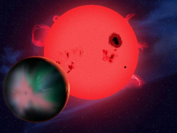 Extreme Space Weather of Common Stars Could Make Alien Life Scarce