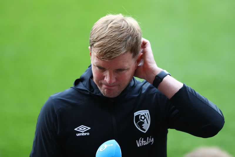 Bournemouth's Howe not looking for assurances
