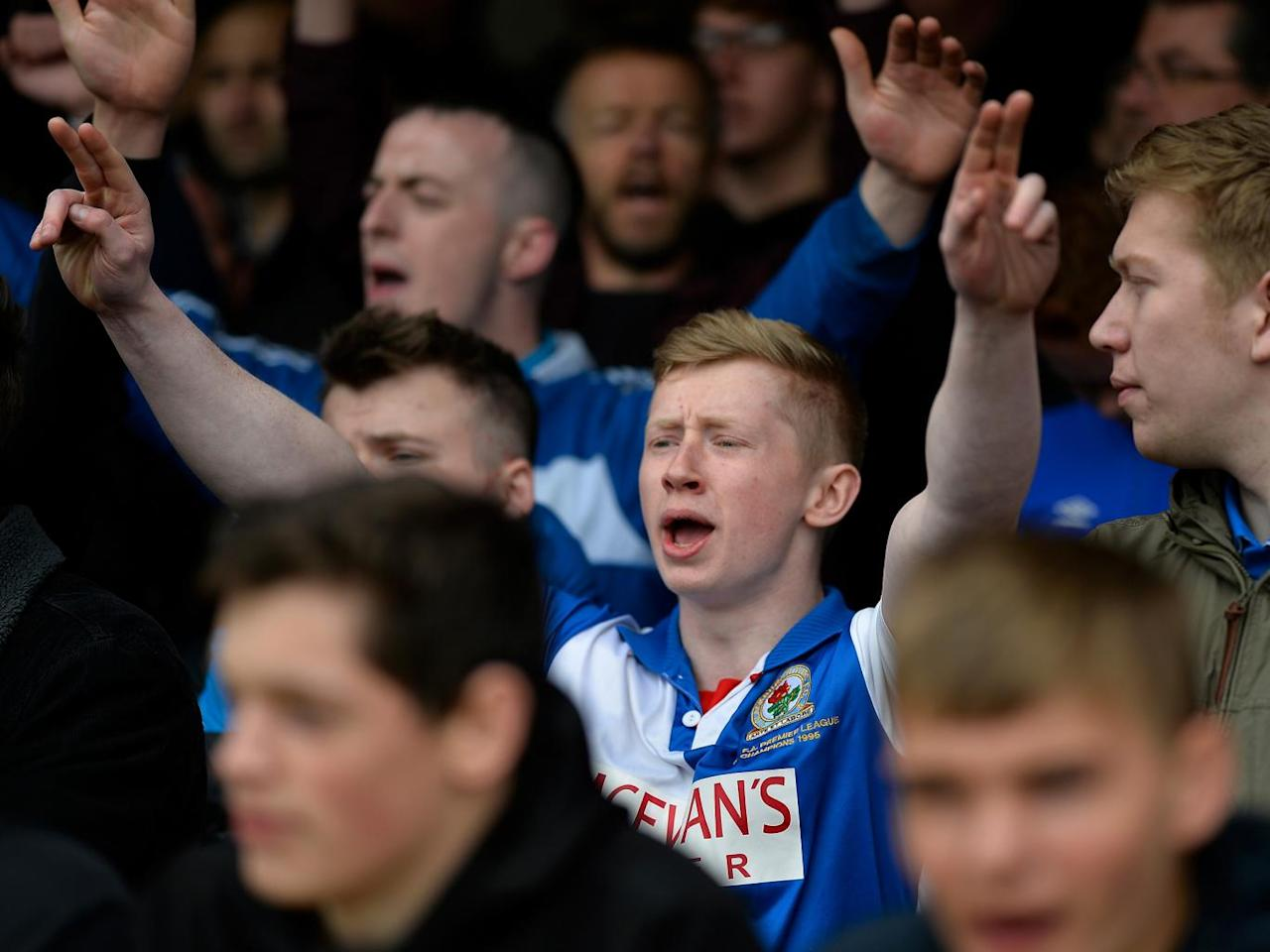 Blackburn relegated to League One despite battling win over Brentford