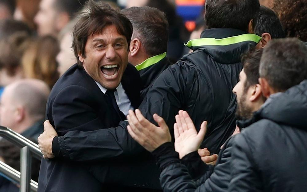 Antonio Conte - Credit: Action Images/Carl Recine