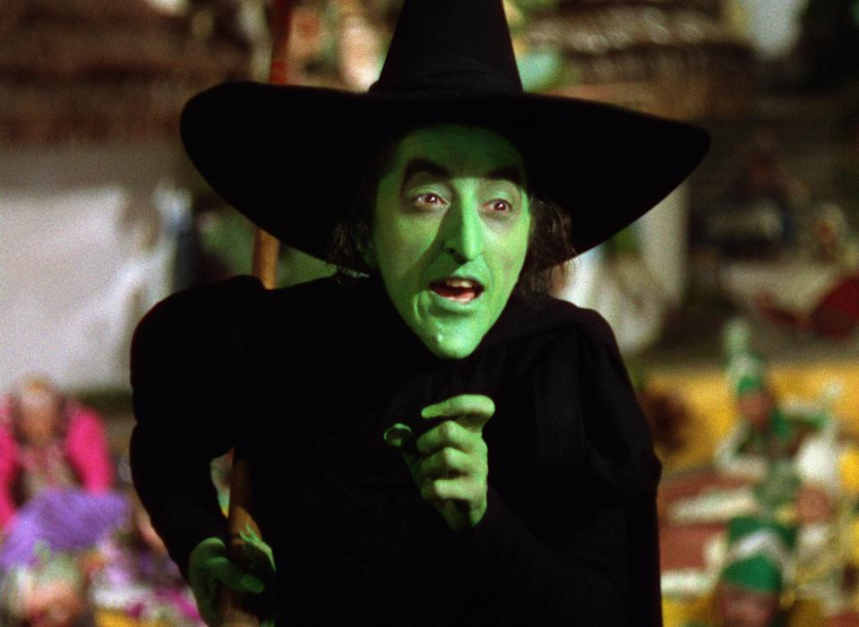 """<p>While <em>The Wizard of Oz</em> wasn't made with the intention of being a scary movie, multiple staffers at <em>Glamour</em> cite it as such. """"It traumatized me as a kid, and I have no desire to get over it and watch it as an adult,"""" Jessica Radloff, West Coast editor, says. """"I won't speak of it, I will turn away if I see photos or clips of it, and even talking about it here is not easy. No joke."""" </p> <p>Says Kimberly Fusaro, director of brand marketing: """"I've hated horror movies since my youth, when I slept with the light on for a full month after <em>The Wizard of Oz</em>.""""</p> <p><a href=""""https://www.hbomax.com/feature/urn:hbo:feature:GXdhgdgNOH5uAuwEAADWA"""" rel=""""nofollow noopener"""" target=""""_blank"""" data-ylk=""""slk:Available to stream on HBO Max"""" class=""""link rapid-noclick-resp""""><em>Available to stream on HBO Max</em></a></p>"""