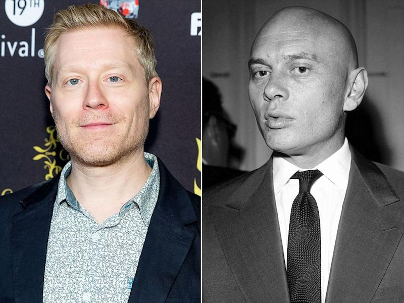 Anthony Rapp, Yul Brynner | Greg Doherty/Getty; Earl Leaf/Michael Ochs Archives/Getty