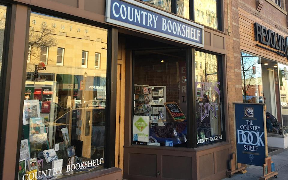 """<p>There's plenty of reasons to love Bozeman: the breweries, the food, the plethora of outdoor recreational opportunities. But if their slogan, """"the Most Livable Place,"""" is true, it's due in no small part to <a rel=""""nofollow noopener"""" href=""""http://www.countrybookshelf.com/"""" target=""""_blank"""" data-ylk=""""slk:Country Bookshelf"""" class=""""link rapid-noclick-resp"""">Country Bookshelf</a>, Montana's largest independent bookstore. First opened in 1957, the store has changed hands and locations multiple times, but since 1986, it's been back in the heart of downtown Bozeman, where it all began. The Treasure State has played home to some of the American West's greatest authors— from Jim Harrison and Thomas McGuane to Wallace Stegner and Ivan Doig—and at Country Bookshelf, you'll find them all (and much, much more). """"The Country Bookshelf is a cozy gathering place where book lovers can browse the shelves for hours and get book advice from the helpful staff,"""" says Darcy Minter, a regular customer. """"Readings, book clubs and kids activities make this independent book store a welcoming local hang out.""""</p>"""