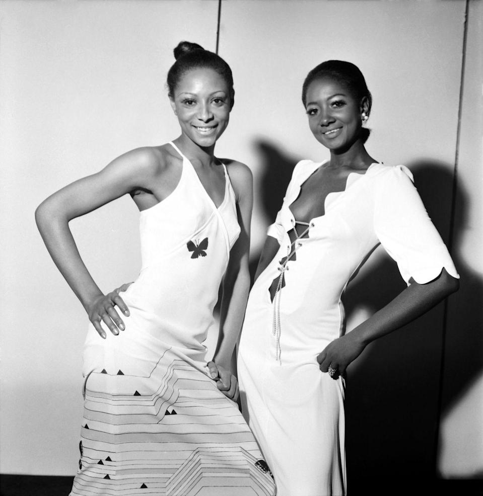 <p>Models wearing the most perfect summer dresses. </p>