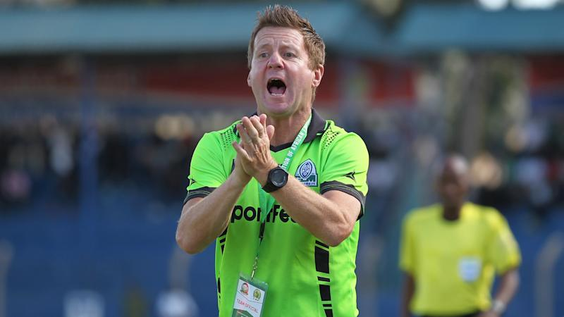 Gor Mahia coach Dylan Kerr laughs off AFC Leopards claims