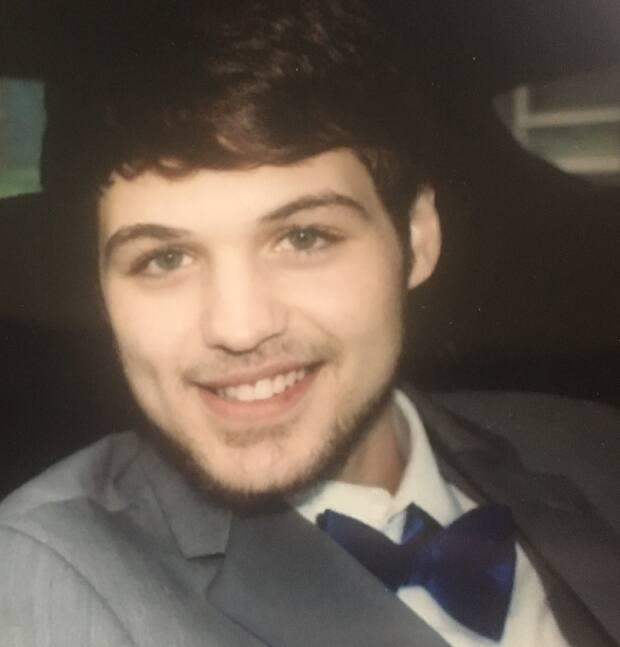 Brandon Martin was last seen alive May 22, 2019. His remains were found almost a year later in a rural area off Route 108 between Plaster Rock and Renous.  (Contributed by Natacha Daigle - image credit)