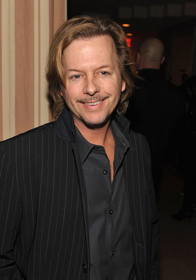 """<a href=""""http://movies.yahoo.com/movie/contributor/1800019136"""">David Spade</a> at the Los Angeles premiere of <a href=""""http://movies.yahoo.com/movie/1810053986/info"""">Nine</a> - 12/09/2009"""