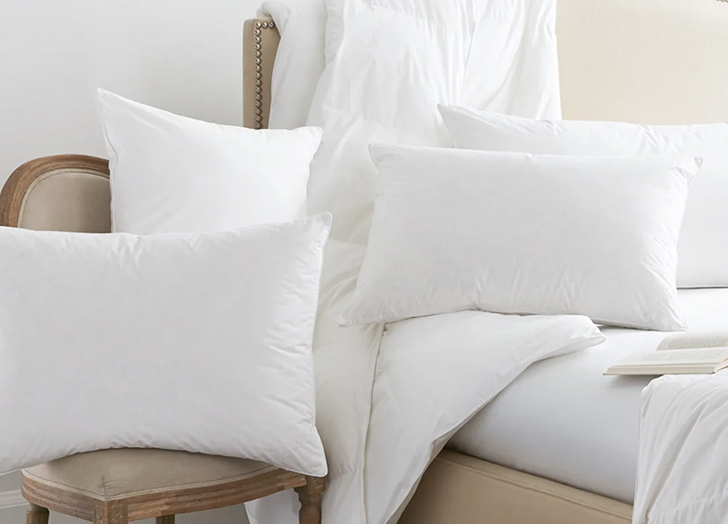 12 Best Selling Linens, Pillows