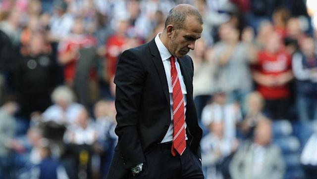 <p><strong>Number of Premier League games sacked into a season: 5</strong></p> <br><p>Paolo Di Canio was Sunderland's knight in shining armour at the back end of the 2012/13 campaign, coming in and saving the Black Cats from relegation, which included a memorable win at St James' Park.</p> <br><p>A busy summer transfer window saw the Italian bring in no less than 13 new faces, including Sunderland legends Cabral and Charis Mavrias, but a single point from a possible fifteen prompted the former striker to be sacked. </p>