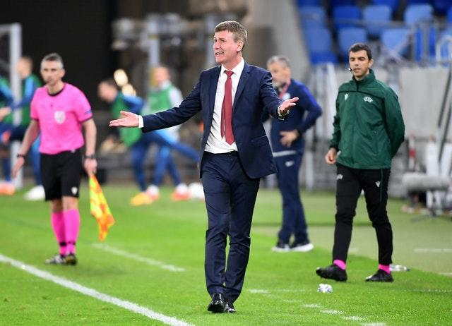 Stephen Kenny will have to shuffle his pack