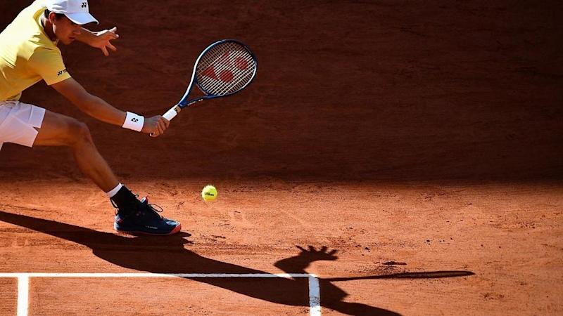 Altmaier upsets seventh seed Berrettini to reach last 16 at French Open
