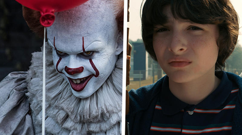 "As if Season 2 wasn't creepy enough, fans started theorizing that the worlds of ""Stranger Things"" and ""It"" were actually connected following the release of new episodes."
