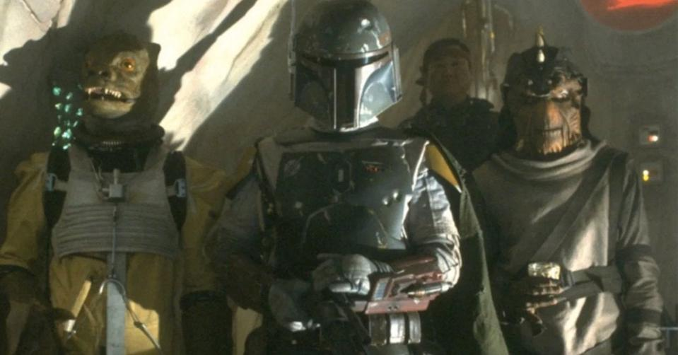 Boba Fett in The Empire Strikes Back (Credit: Fox/Lucasfilm)
