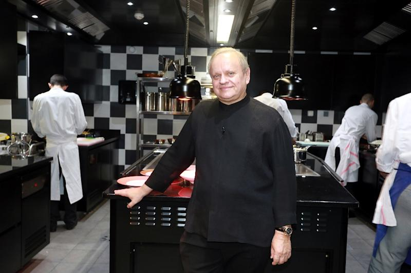 "Robuchon, who was hailed as one of four ""chefs of the century"" by the Gault Millau industry bible in 1990, founded a string of restaurants that revolutionised fine dining across three continents, ratcheting up a whopping 31 Michelin stars"