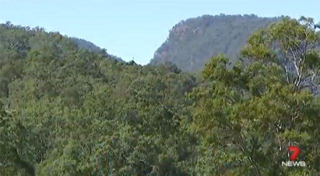 Qld hiker found 'safe and well' after five days lost in Lamington National Park. Source: 7 News.