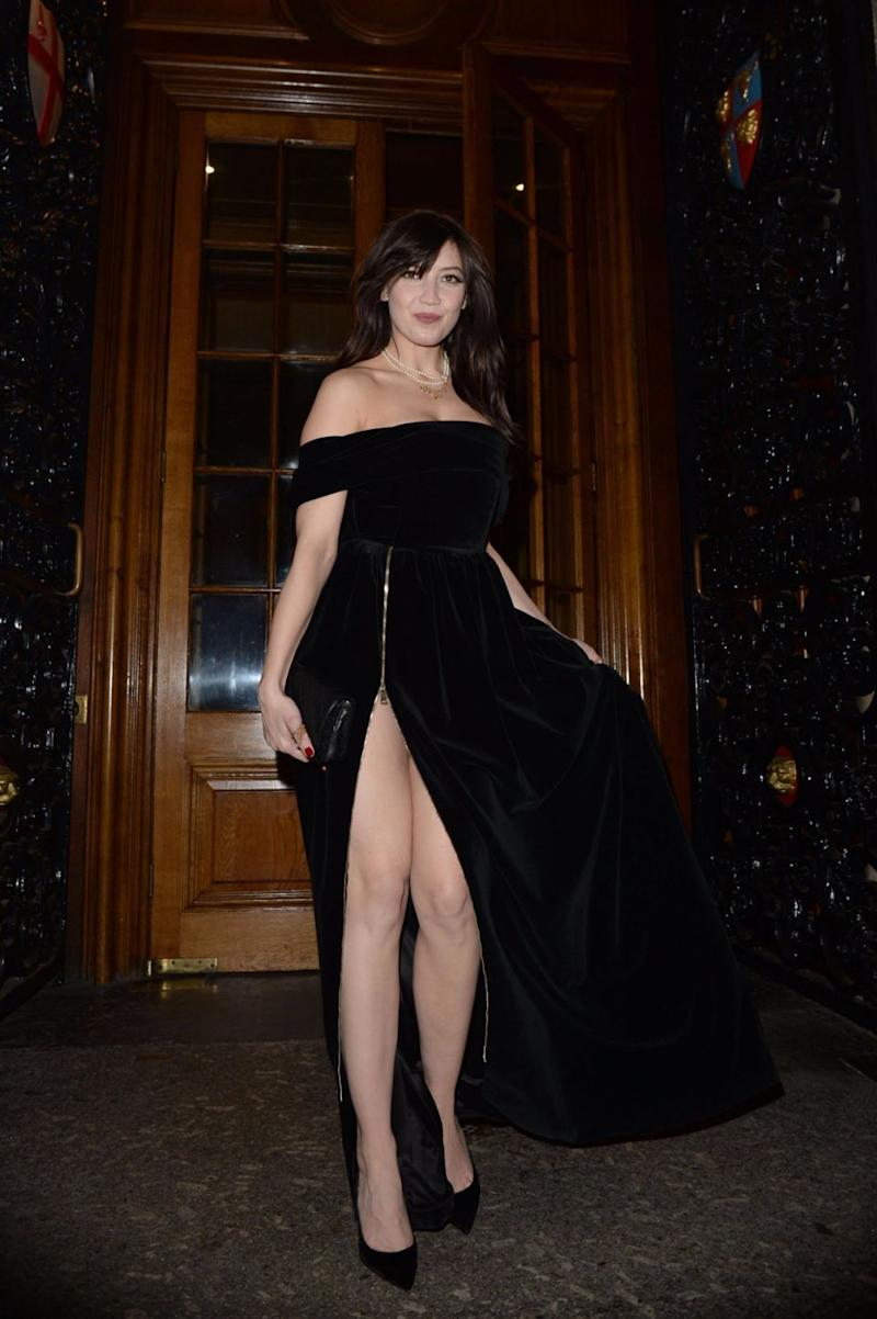 The star flashed more than just her long legs. Photo: Backgrid