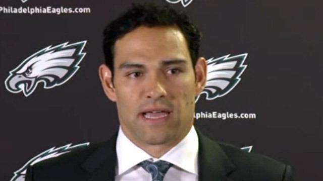 Mark Sanchez agrees to a one-year deal with the Philadelphia Eagles