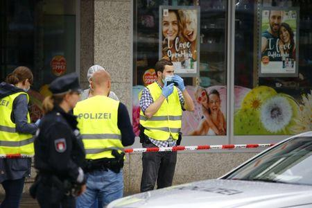 One dead after knife attack at German supermarket