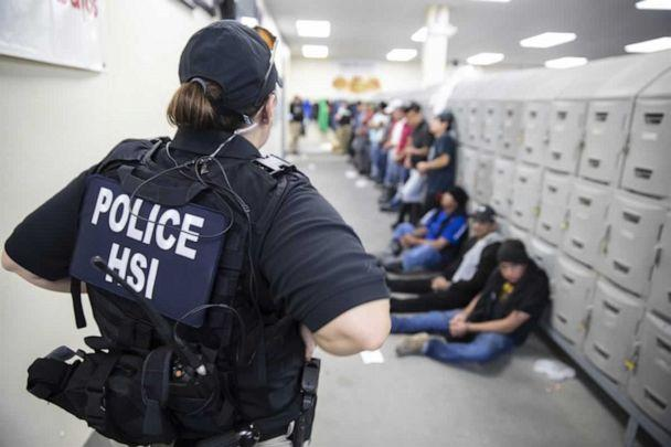 Statist idiots: Kids left without either parent at home for 8 days after Mississippi ICE raid Ice-01-as-gty-190823_hpEmbed_3x2_608