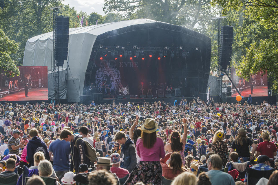 Kendal Calling has been cancelled two years in a row. (Photo by Andrew Benge/Redferns)
