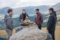 """<p>Netflix original movie <strong>The Ritual</strong> tells the story of four friends who take a trip together to the Swedish wilderness to find they may never return. It's a British horror film directed by David Bruckner, and it is sure to leave you shaken to the core.</p> <p>Watch <a href=""""http://www.netflix.com/title/80217312"""" class=""""link rapid-noclick-resp"""" rel=""""nofollow noopener"""" target=""""_blank"""" data-ylk=""""slk:The Ritual""""><strong>The Ritual</strong></a> on Netflix now.</p>"""